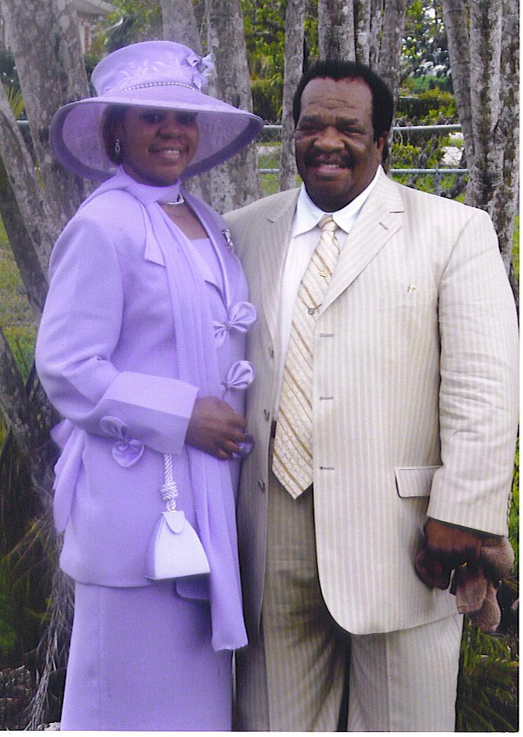 Click Here to View Video Tribute to Pastor Johnson